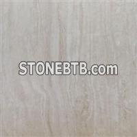 Iranian Light Travertine Block, Slab, Tile