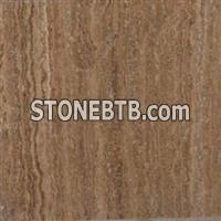Noce Tavertine Block, Slab, Tile