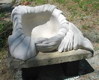 Sculpture  -- Embracing the Void