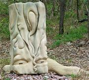 Sculpture  --Immaculate Conception of the Mind