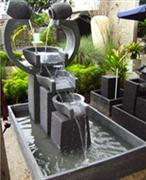 Stone Garden Water Fountains