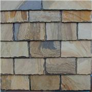 Brown Slate roof tile