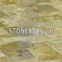 Emerald Beige Travertine Pavers