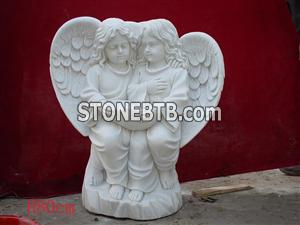 Angel Carving