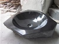 G684 Black Basalt Sink