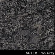 Iron Gray Granite Slab