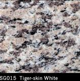 Tiger-Skin White Granite Tile