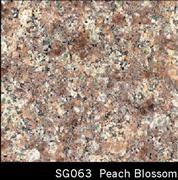 Peach Glossom Granite