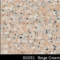 Beige Cream Granite