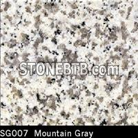 Mountain Gray Granite Tile