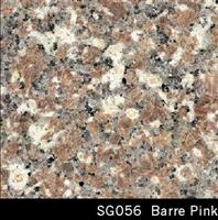 Barre Pink Granite