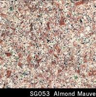 Almond Mauve Granite