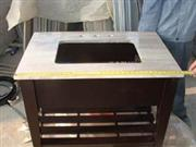 Marble Vanity Top With Wooden Base,Cabinet