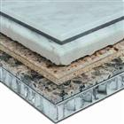 laminated super thin lightweight stone panels
