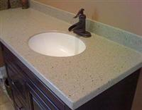 Artificial Quartz Vanity