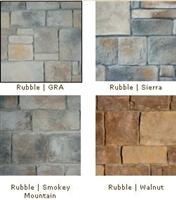 Rubble Stone - Smooth Surface