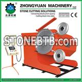 Top Sell Diamond Wire Saw Machine, Wire Saw Machine ,Stone Cutting Machine 55kw