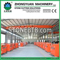 Diamond Wire Saw Machine, Quarry Stone Cutting Machine, Stone Cutting machine, wire saw machine 75kw for Granite Quarry Marble Quarry
