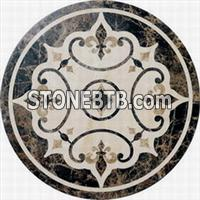 MM-11 Marble Medallion