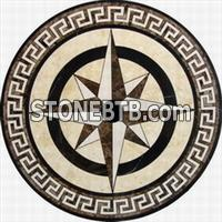 MM-14 Marble Medallion