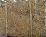granite golden beach slab