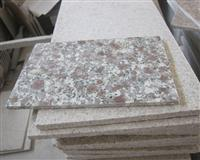 G608 Snow Plum Tile