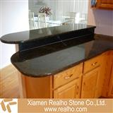 china black granite bar top