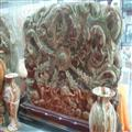 DL Stone Teabord , Red Onyx Teabord