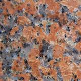 G562 Maple Red Granite from China