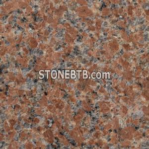 G386 Red Granite from China
