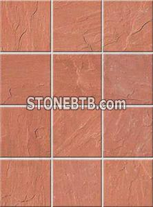 Agra-Red Natural Sandstone