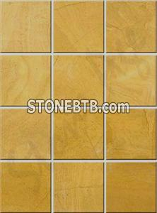 J Yellow Polished Sandstone