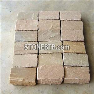 Cobbles Brown Sandstone