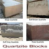 Quartzite Block