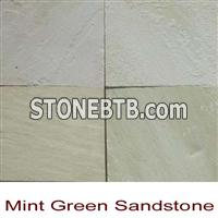 Mint Green Sandstone