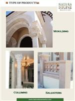 Moulding, Columns and Balusters