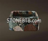 Colorful Granite Stone Sink,Granite Wash Basin