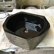 Black Basalt Sink, Black Stone Basins