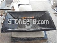 China Black Marble Sinks