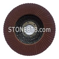 125mm depressed centre flap disc