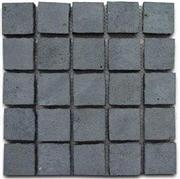 Cobble On Mesh (Basalt Black)