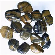 Polished Stria Pebbles