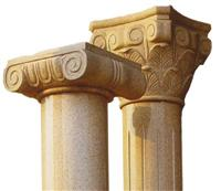 Granite and MarbleColumns