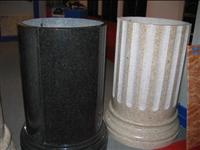 Hollow Stone Column