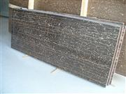 China Nero Portoro Slab / Tile