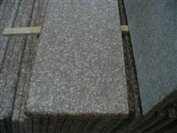 Granite Step (G687 Peach Red)