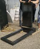 Russian Monuments -Shanxi Black Tombstones