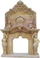 Carved Fireplaces