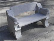 Garden/Public granite chairs