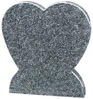 G653 China Impala Tombstone - Chinese Granite Headstones